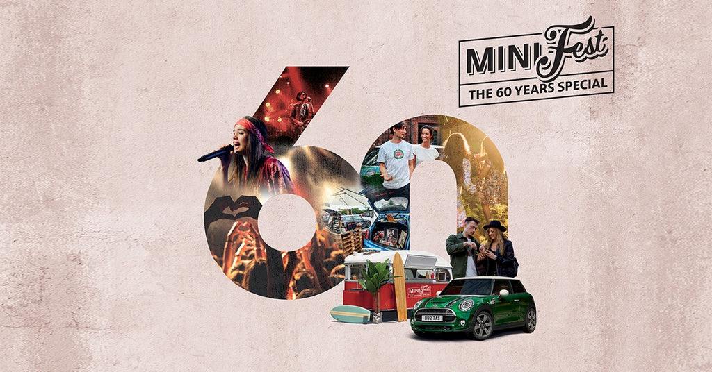 MINIfest - The 60 Years Special