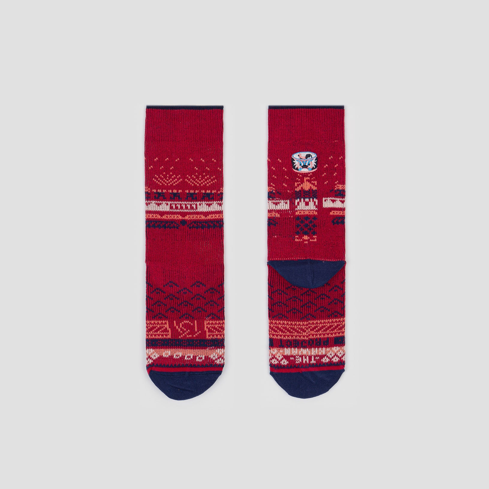 Greater 2gether - Red Socks