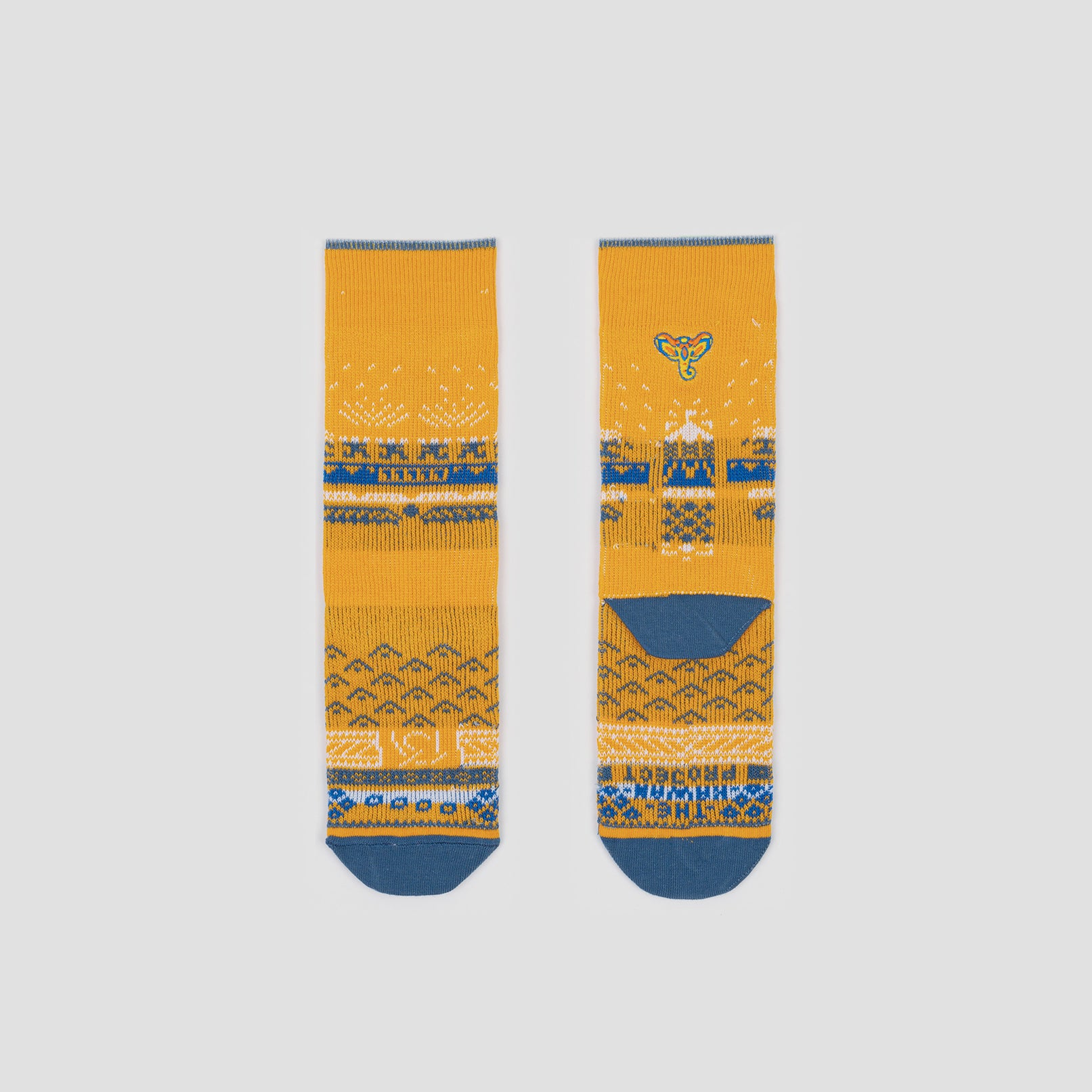 Greater 2gether - Yellow Socks
