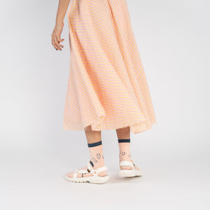 Bumi - Grow Tropical Peach Socks