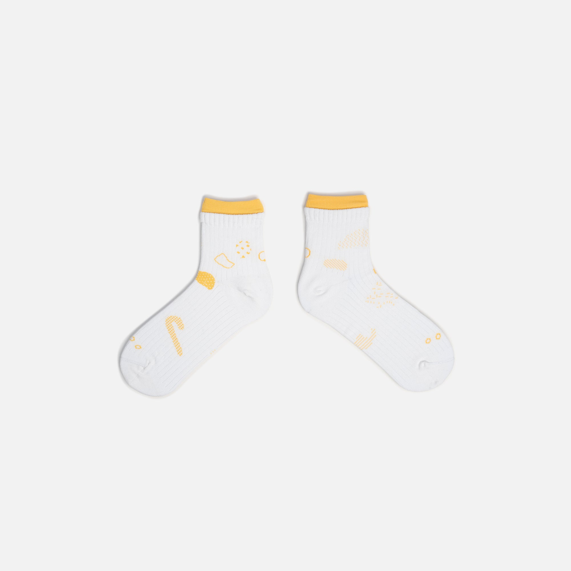 Bumi - Grow Off White Socks