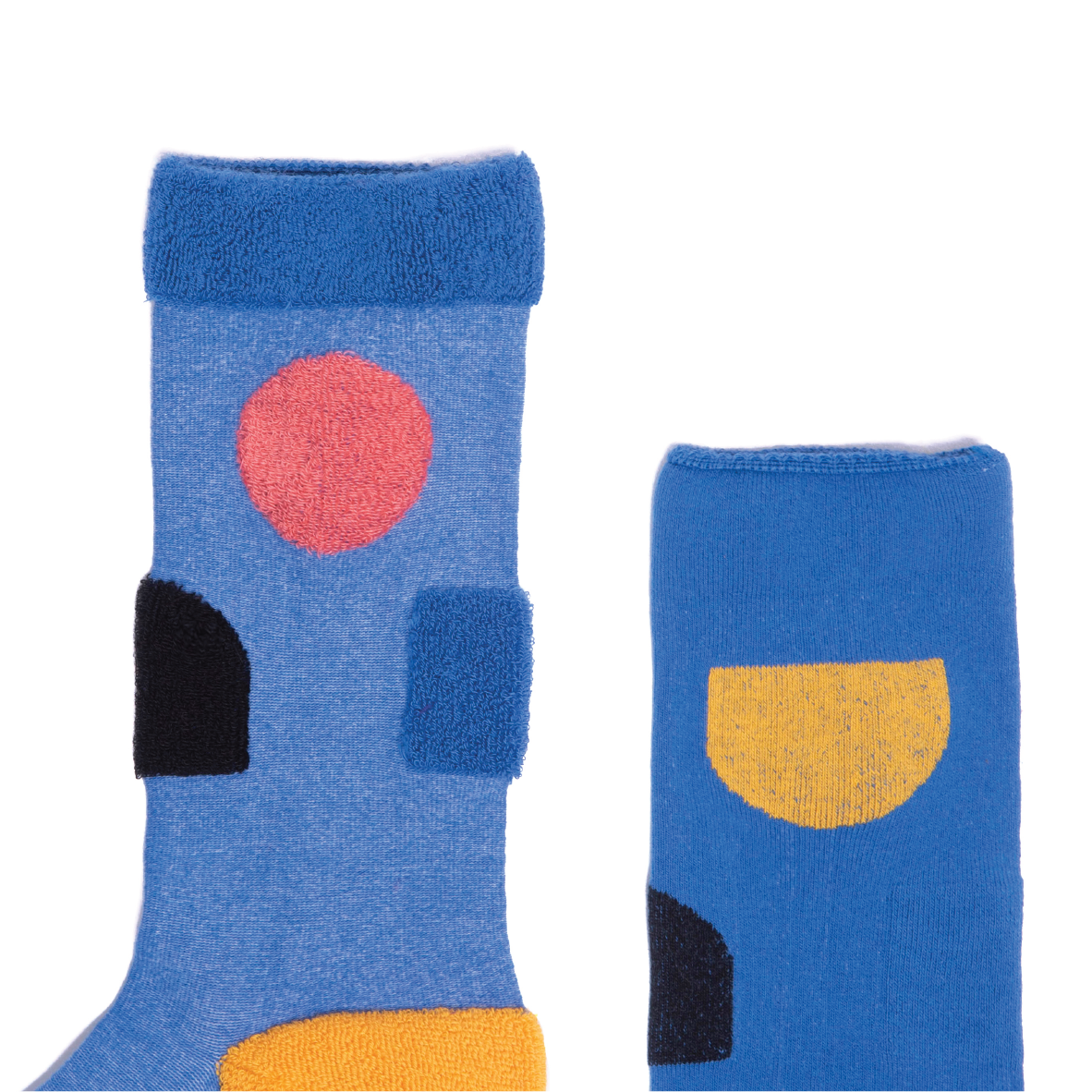 My Inner Beauty - Jiwa Blue Socks