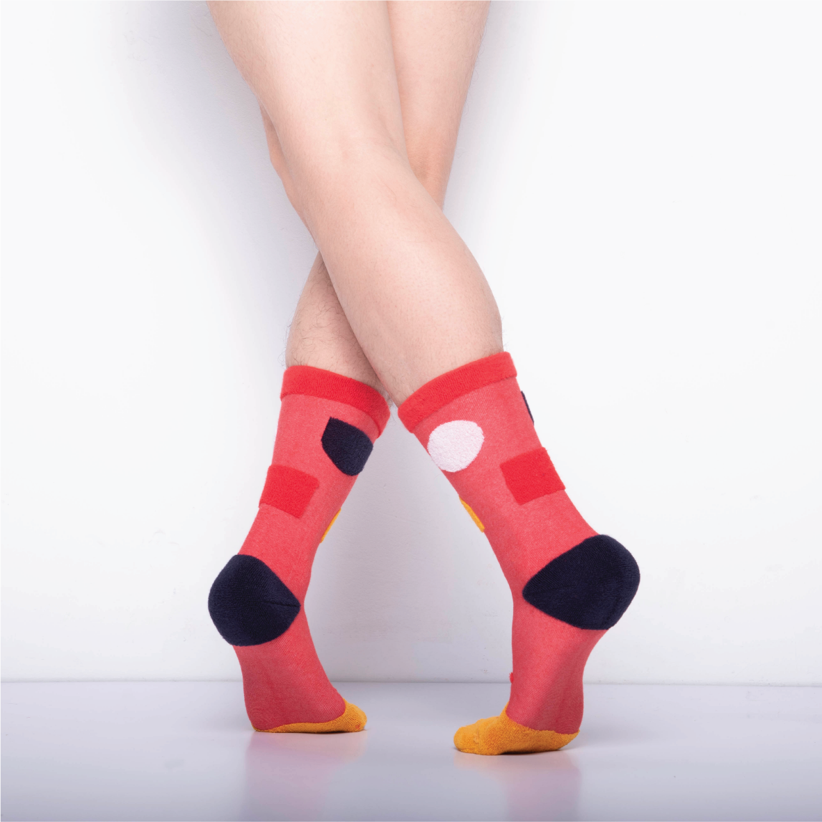My Inner Beauty - Jiwa Red Socks