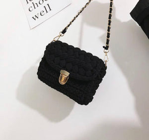 Mini Knitted Bag