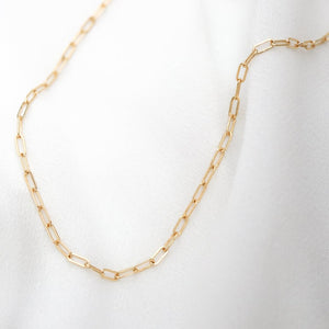 Handmade Chain Necklace