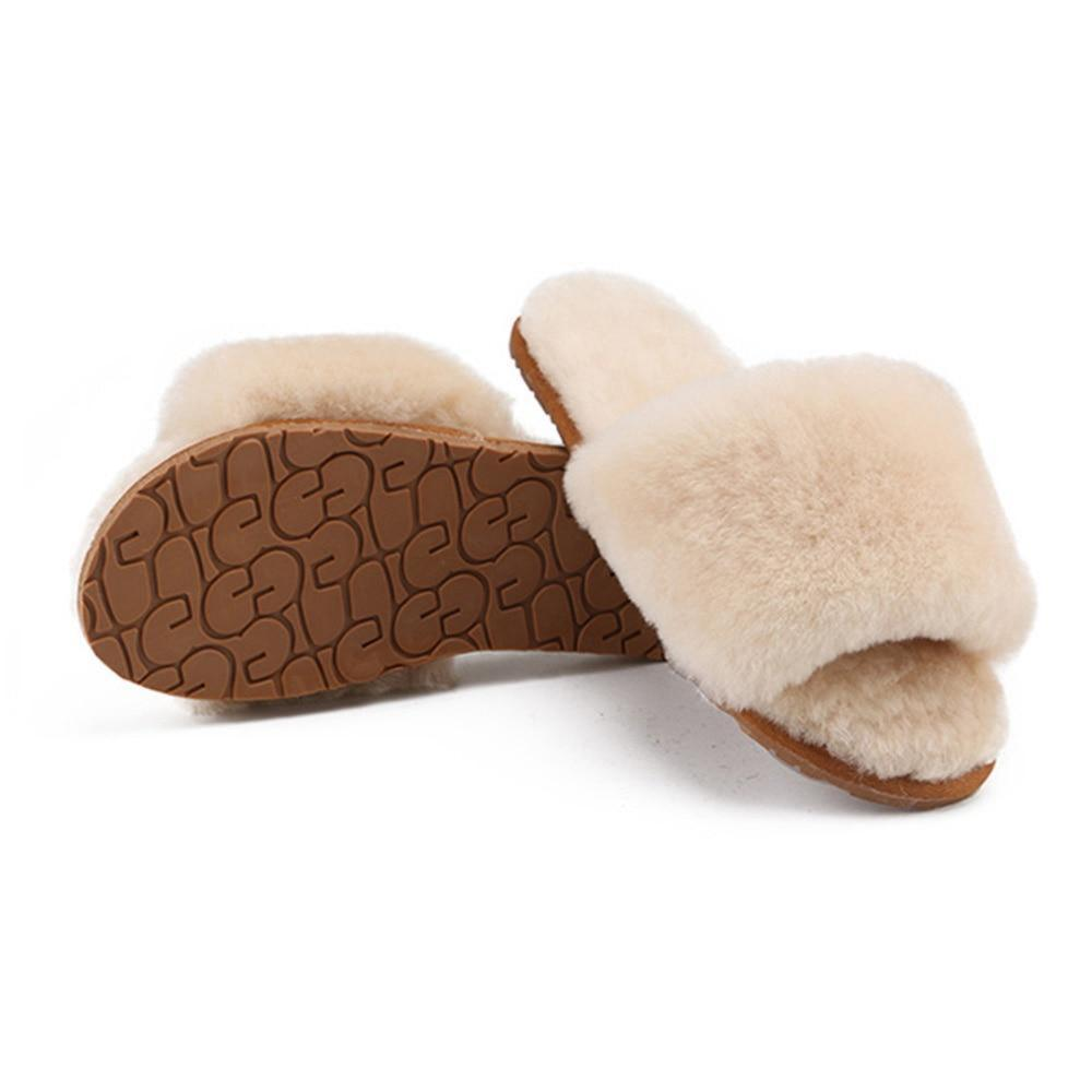 Wool Home Slippers