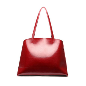 Classic Leather Tote