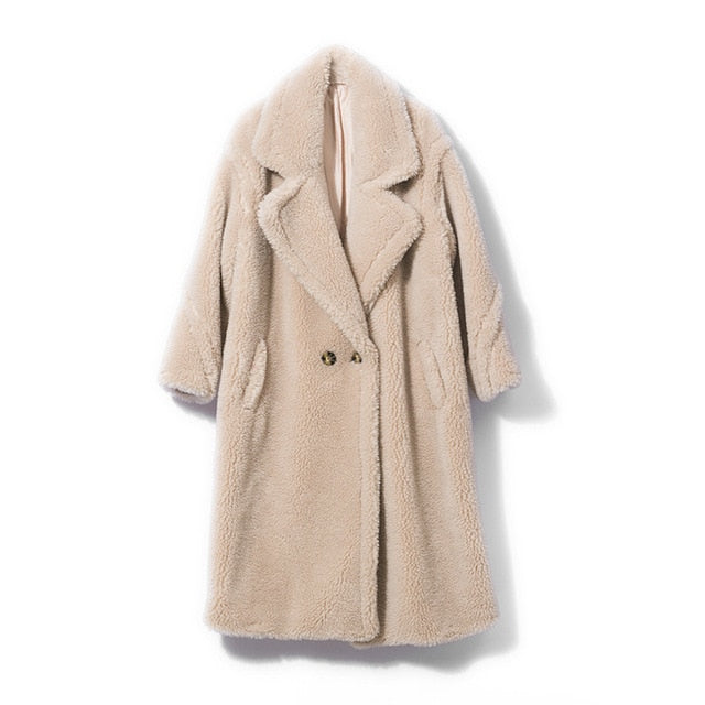 Manteau de Teddy