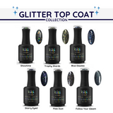 Follow Your Gleam (Glitter Top Coat)