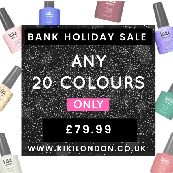 ANY 20 COLOUR OFFER!