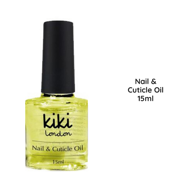 Nail & Cuticle Conditioner Oil 15ml