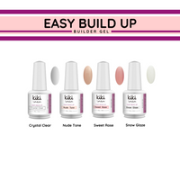 Crystal Clear - Easy Build Up (Builder Gel)