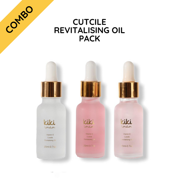 Kiki London's Cuticle Revitalising Oil Set