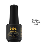 No Wipe Top & Base Coat Duo Pack 15ml