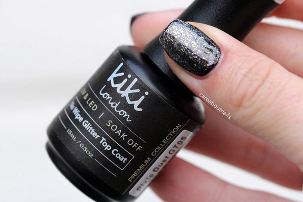 Pixie Dust (Glitter Top Coat)