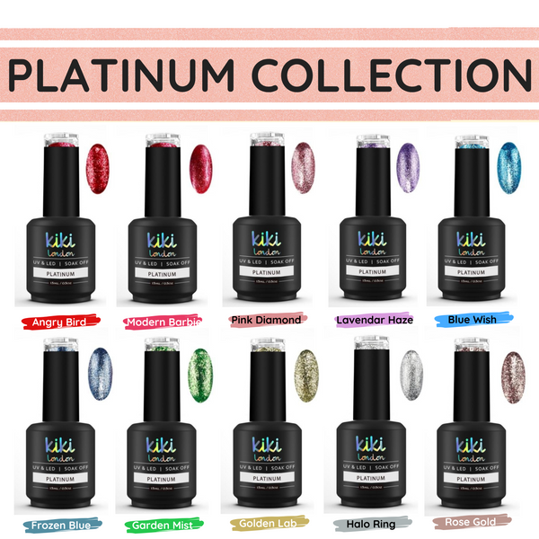 Platinum Collection (Set of 10)
