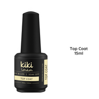 Top & Base Coat Duo Pack 15ml