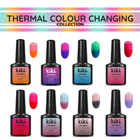 Thermal Colour Changing Collection