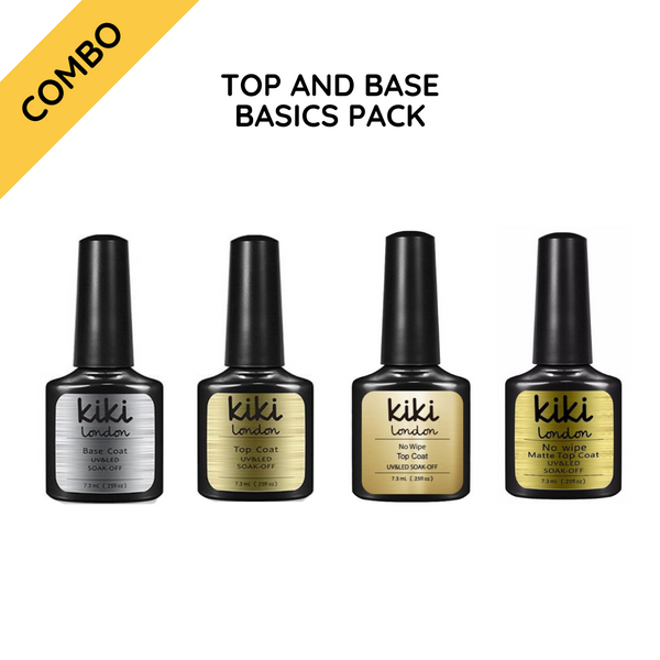 Top & Base Basics Pack 7.3ml