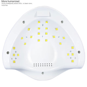 PRO LED 48W Lamp - Nail Dryer Smart Tech