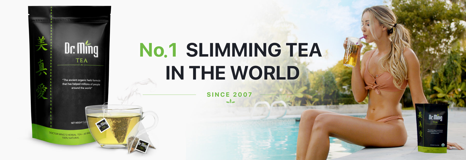 No1 Slimming Tea in the World