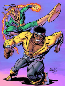 Why I Think Luke Cage and Iron Fist Got Cancelled By Netflix