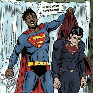 What I Think About The Rumored Michael B. Jordan's Superman