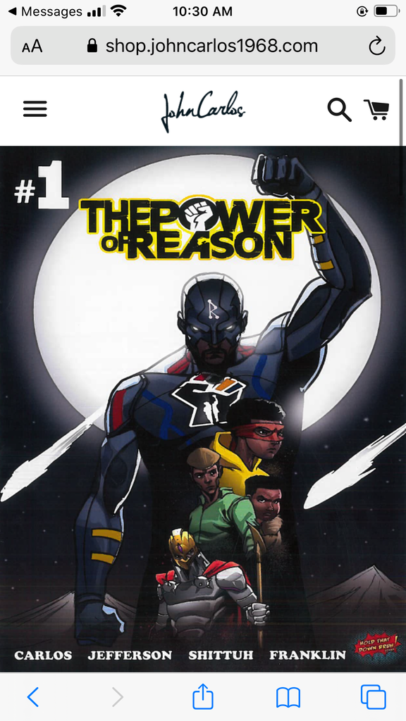 The Power of Reason is Available To Order!!