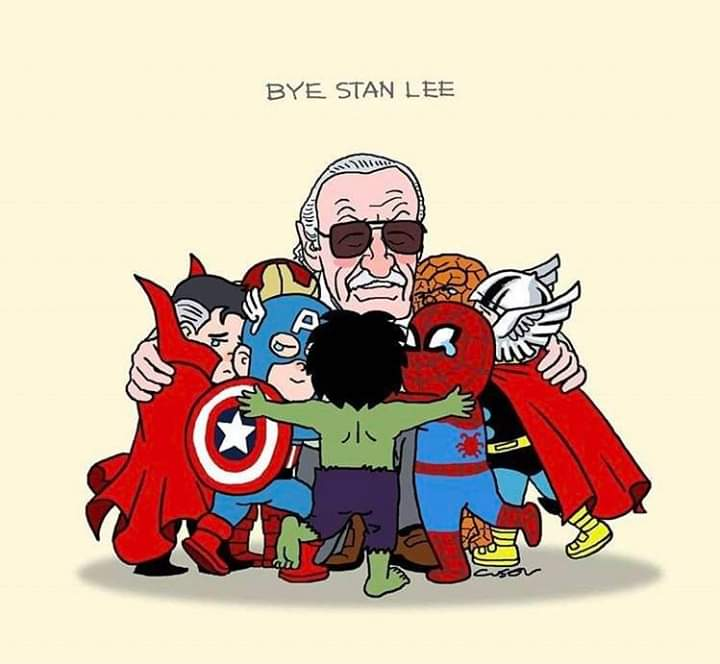 What Stan Lee Meant To The Culture (RIP 1922-2018)