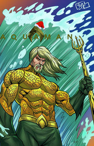My Awkwardman.. I Mean Aquaman Review!