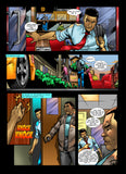 Homeless Homeboy #1 Issue (Paperback) - Hold That Down Bruh Comicverse