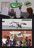 First Responders: Go To School (Paperback) - Hold That Down Bruh Comicverse