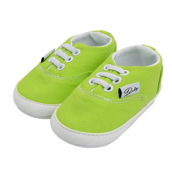 Canvas Shoes Anti-skid Cute Casual First Walkers Soft Sole Casual