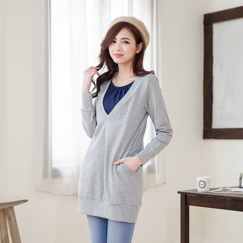 Maternity clothes Nursing Top BreastFeeding tops pregnancy Clothes
