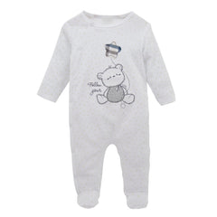 Baby Clothes Newborn  Long Sleeve Soft One Piece Winter Romper