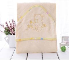wholesale 100% bamboo fiber super soft and comortable baby towel