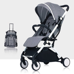 Lightweight Baby Stroller Portable Folding Baby Carriage For Newborns