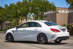 Test Fits: Mercedes Benz CLA250