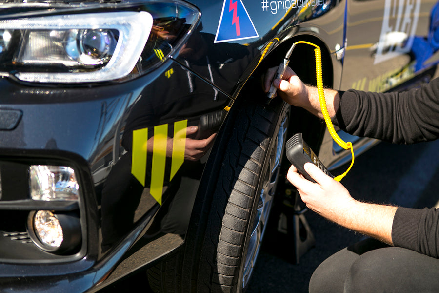 Tires - What have they got to do with your suspension systems?