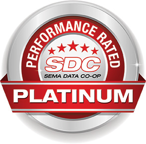WHITELINE achieves PLATINUM status with SEMA DATA COOP