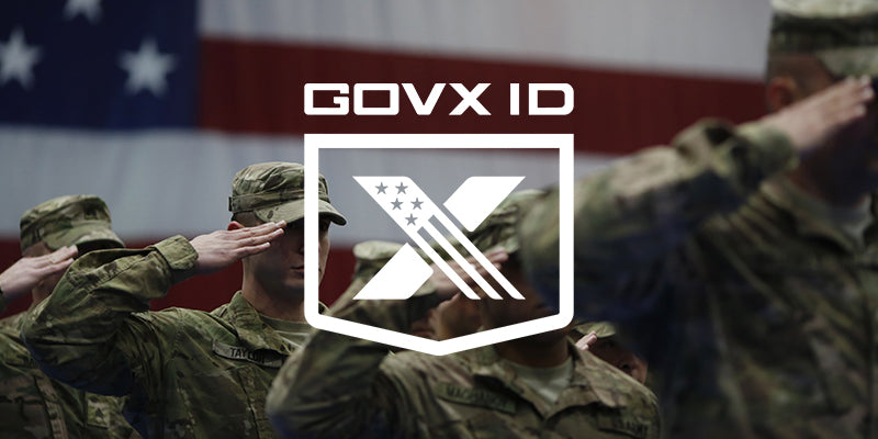 Claim Your Military Discount With GovX ID