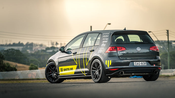 MK7 Golf Receives Three New Products