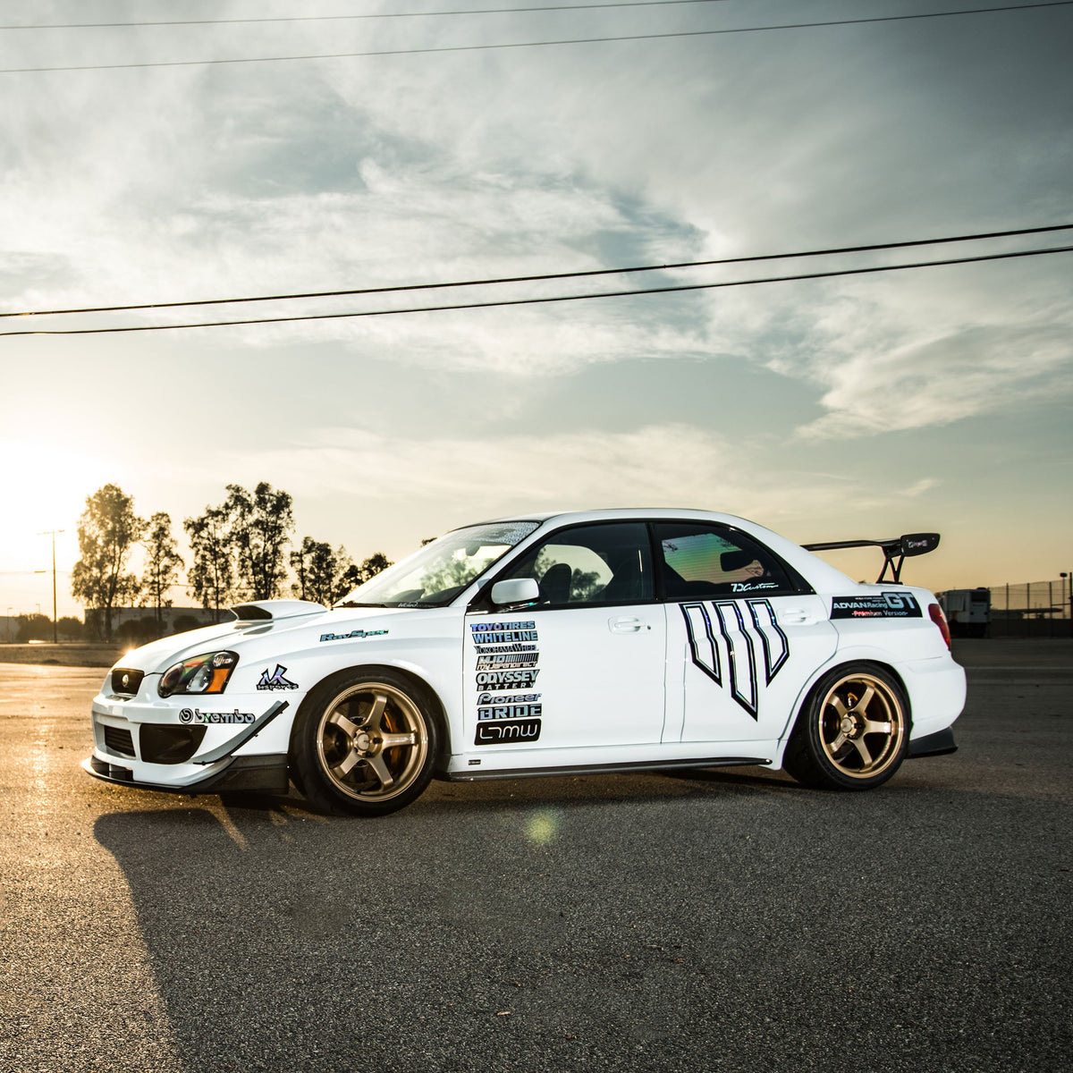 Whiteline suspension & chassis products for Subaru
