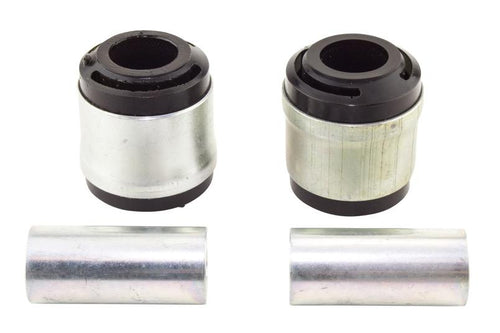 Radius arm - lower bushing