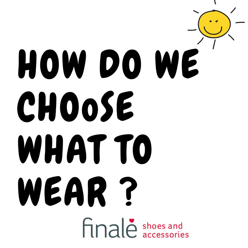 Confessions of a shoe seller - How do you choose what to wear when you work in a shoe shop?