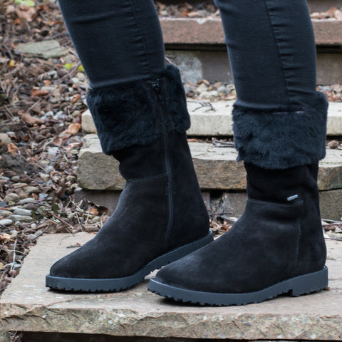 Hogl Goretex Winter Boot Black