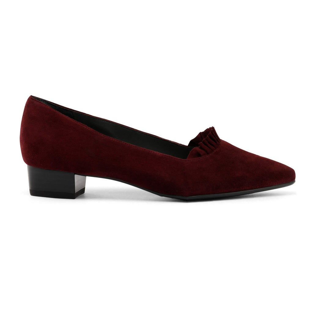 Peter Kaiser Burgundy Shoe 22213