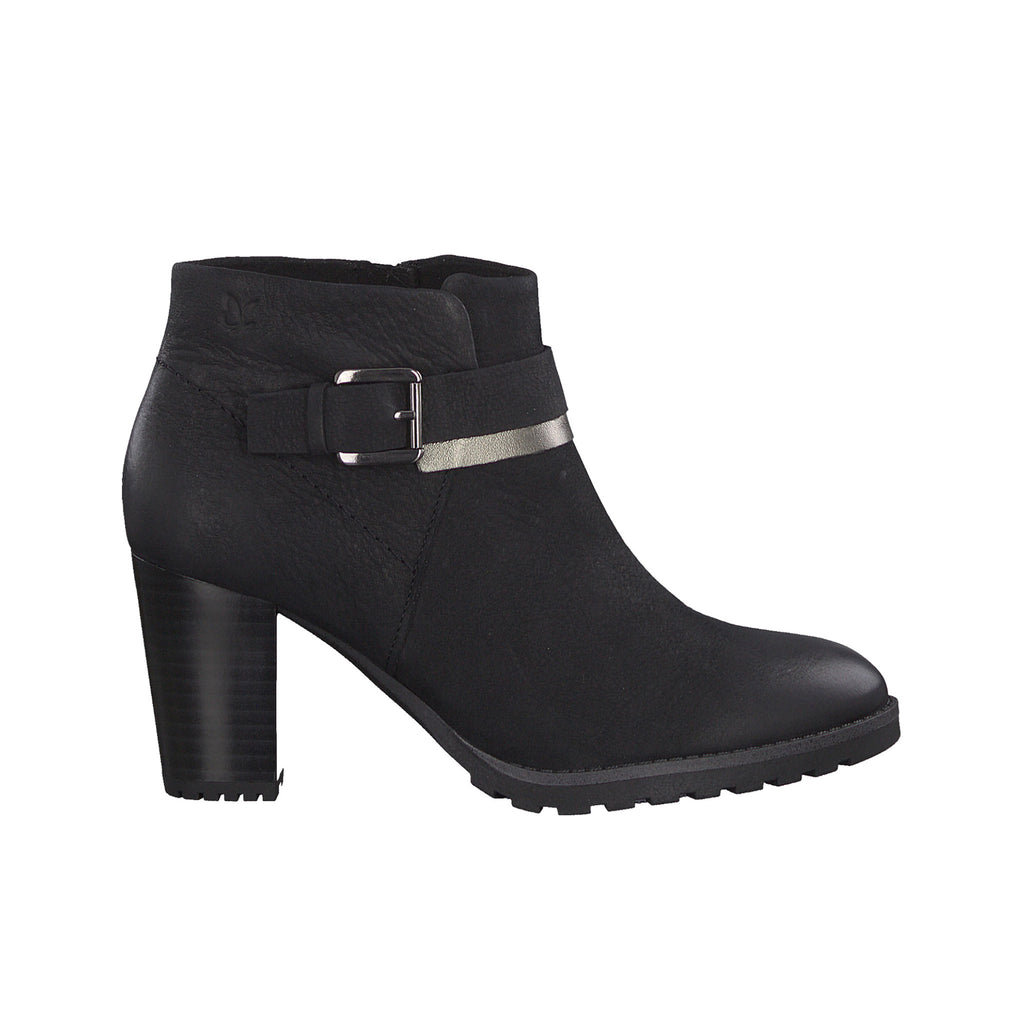 Caprice Ankle Strap Boot 25426