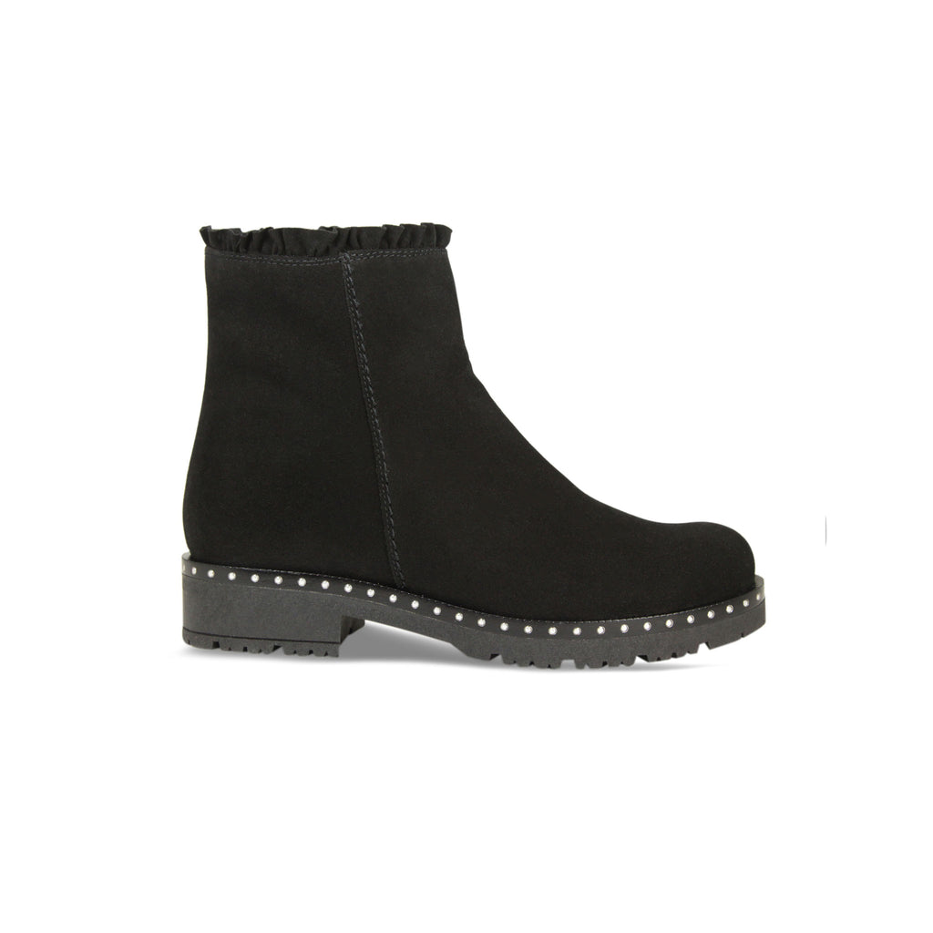 Lisa Kay Frill Ankle Boot