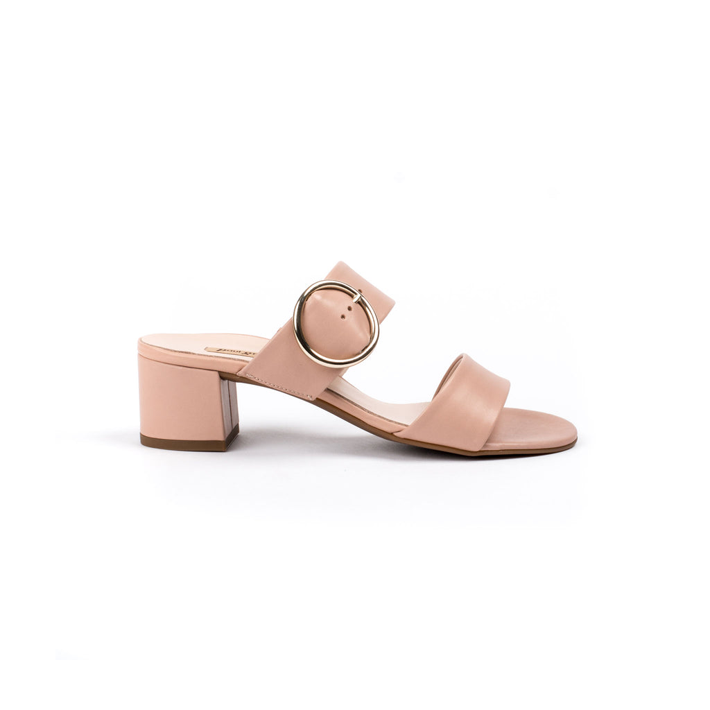 Paul Green Buckle Sandal 7254